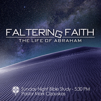 Faltering Faith Part 1